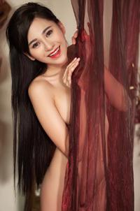 Sexy Asian Glam Wu Muxi Pics Gallery