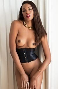 Sexy Ebony Babe Eugena Washington