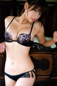Sexy Hot Ikumi Hisamatsu Posing In Lingerie Sets