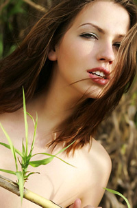 Eufrat In The Nature