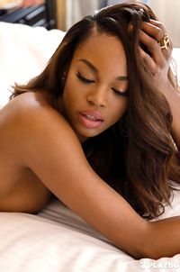 Sweet Chocolate Eugena Washington