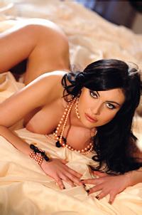 Bulgarian Playboy Babe Liliana Angelova