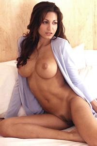 Angela Taylor Busty Playboy Cybergirl