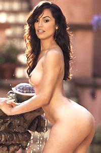 Raquel Pomplun Hot Playboy Playmate