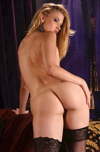 Jillian In Sexy Stockings