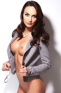 Ieva Budriene Lithuanian Playboy Playmate