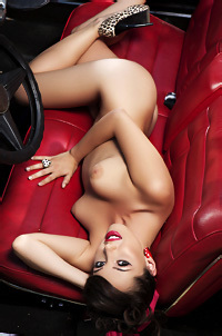 Playboy Mash-Up Hot Rides