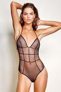 Robin Holzken Sexy Fashion Model