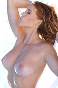 Elizabeth Ostrander Redhead Playboy Playmate