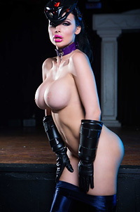 Huge Boobed Aletta Ocean In Oversnatch
