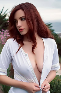 Busty Redheads Mille