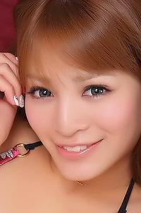 Megumi Haruna Flower Bottom