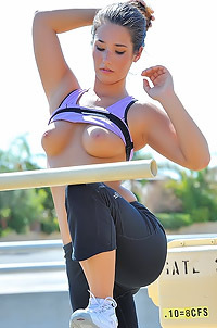 Flexible And Athletic