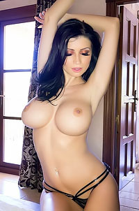Lilly Roma Sexy Big Boobs