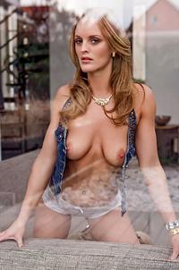 Nienke Vaneker In Playboy Netherlands