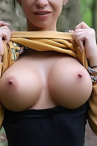 Anisyia Visit To The Forest