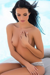 Top Playboy Dark Haired Babes