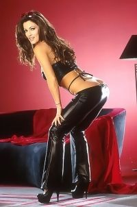 Janine Leather Pants
