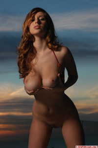 Shay Laren Hot Bikini Strip 15
