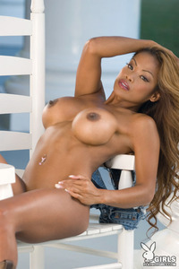 Exotic Busty Playboy Babe Mary Alejo 01