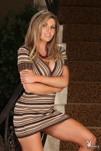 Amber Michelle Sexy Playboy Photos 00