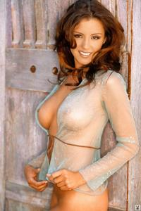 Busty Nude Playboy Babe Penelope Jimenez 01