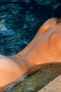 Busty Nude Playboy Babe Penelope Jimenez 12