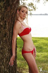 Christina Edwards Sexy Blond Playboy Fresh Face 02